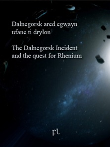 The Dalnegorsk Incident and the quest for Rhenium Cover