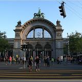 altes Bahnhofsportal, Luzern