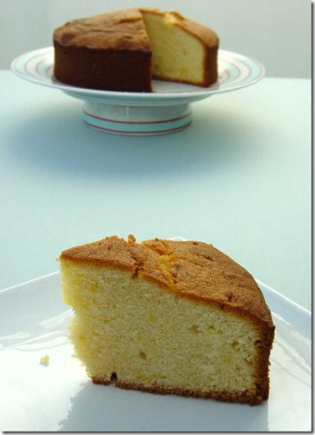 As Strong As Soup: Madeira Cake - A Random Recipe