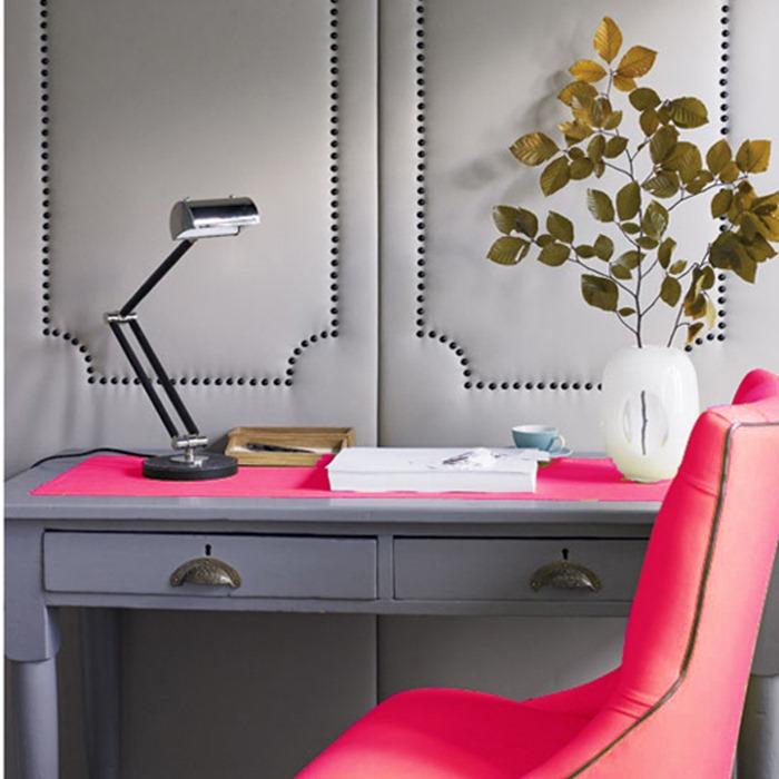 quartos legais com rosa