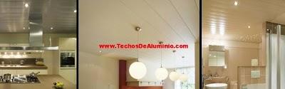 techos de aluminio arlequín
