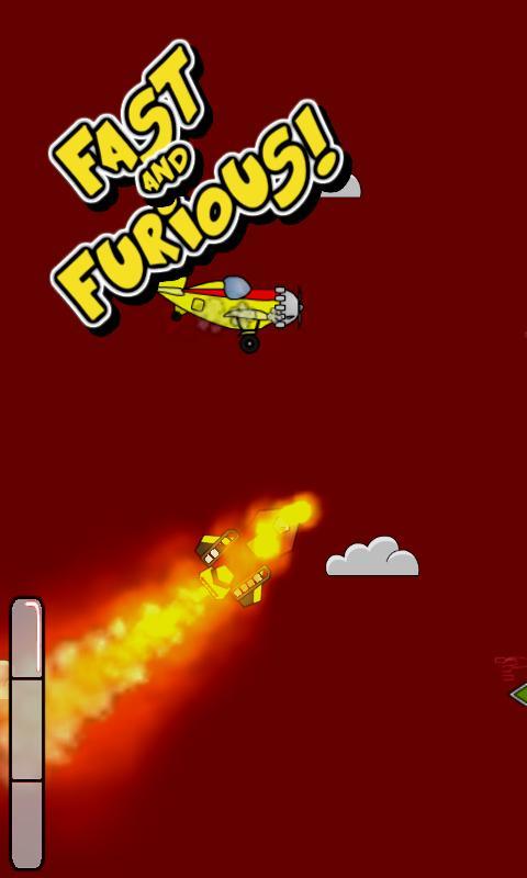 Rocket Craze- screenshot