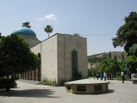 2. Mormantul lui Saadi in Shiraz.jpg
