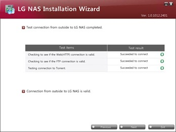LG NAS Software Download