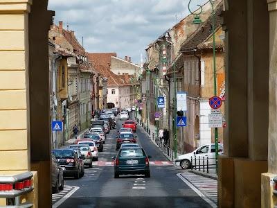 Strada din Brasov