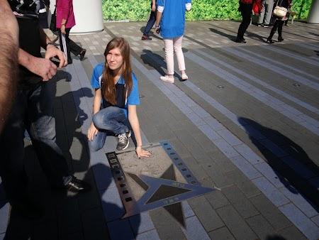 Anul Nou Chinezesc: Stele de pe Avenue of Stars