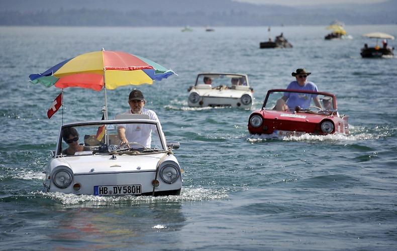Amphibious Car Top Gear