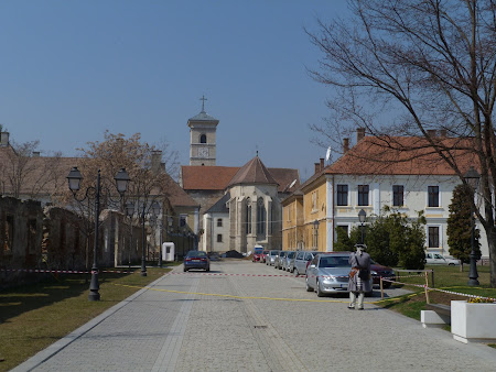 Atractii turistice Romania: prin cetate
