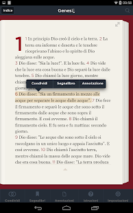 Bibbia CEI- screenshot thumbnail