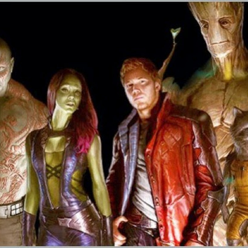 "The Unique Heroes of Marvel's ""Guardians of the Galaxy"""
