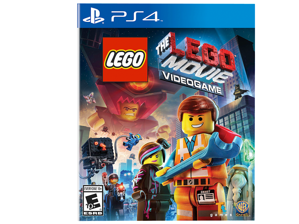Bricker - Конструктор LEGO 5003545 The LEGO Movie Video Game