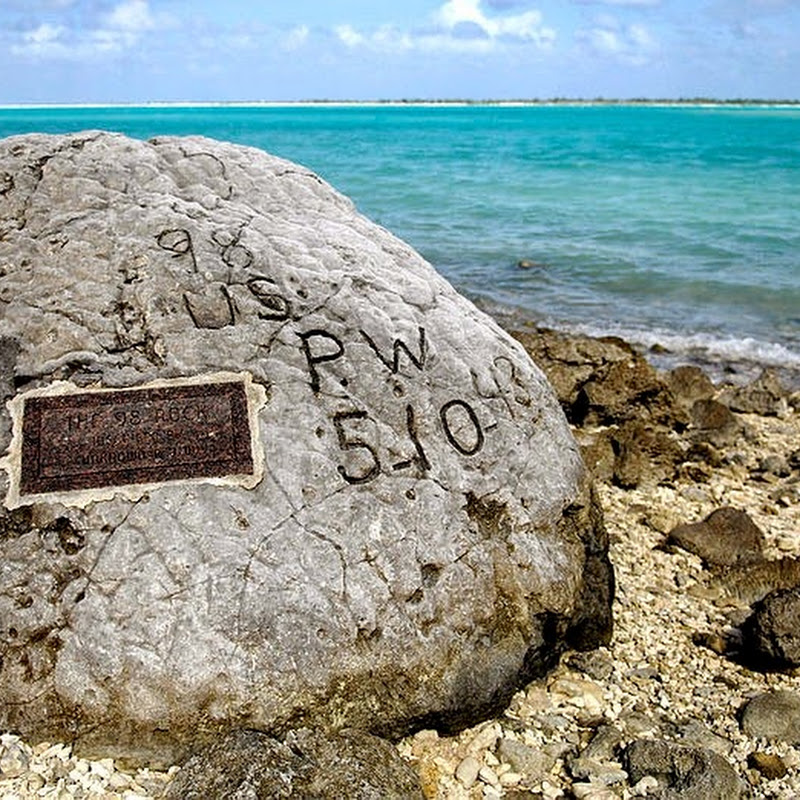 The 98 Rock of Wake Island