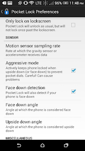 Pocket Lock- screenshot thumbnail