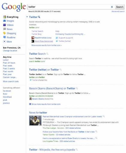 nuevo google
