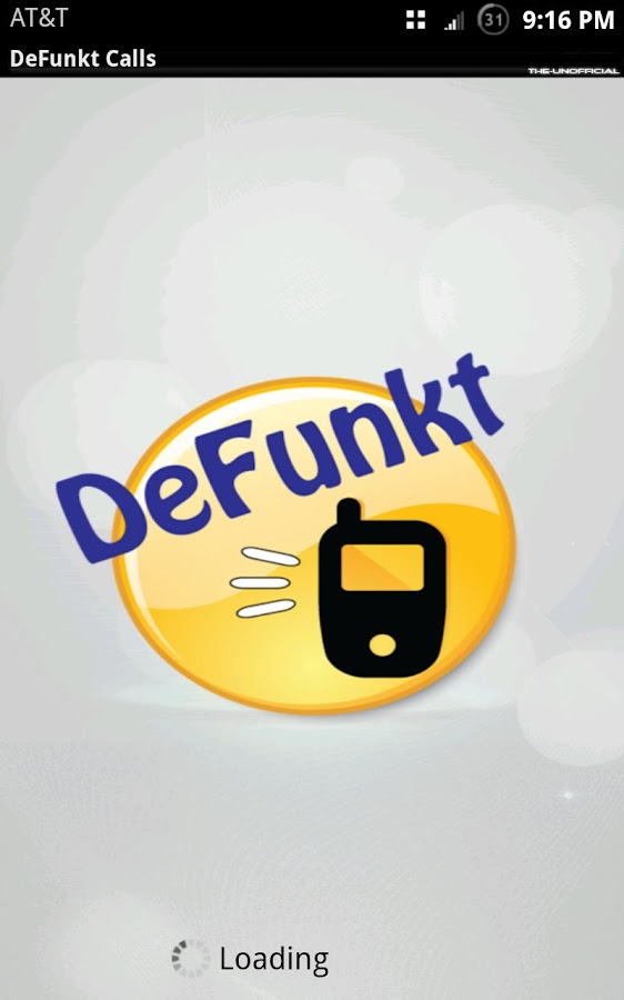 DeFunkt Calls - screenshot