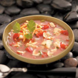 Tasty Tortilla Soup