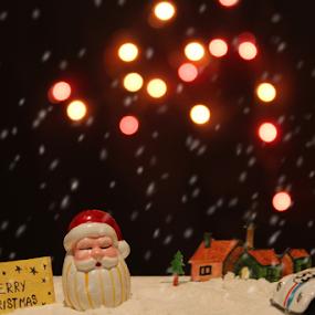 Christmas by Ramya Raju - Public Holidays Christmas ( snow, christmas, marry christmas, india,  )