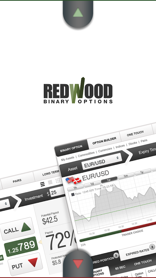 Redwood Options- screenshot