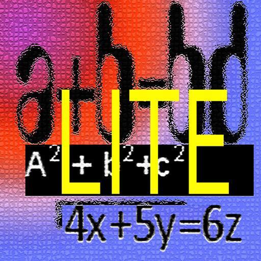 School Algebra Lite LOGO-APP點子