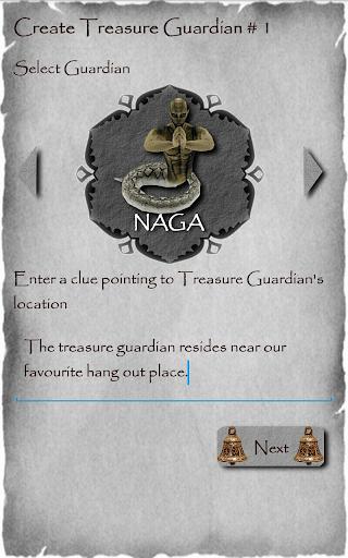 Temple Treasure Hunt Game