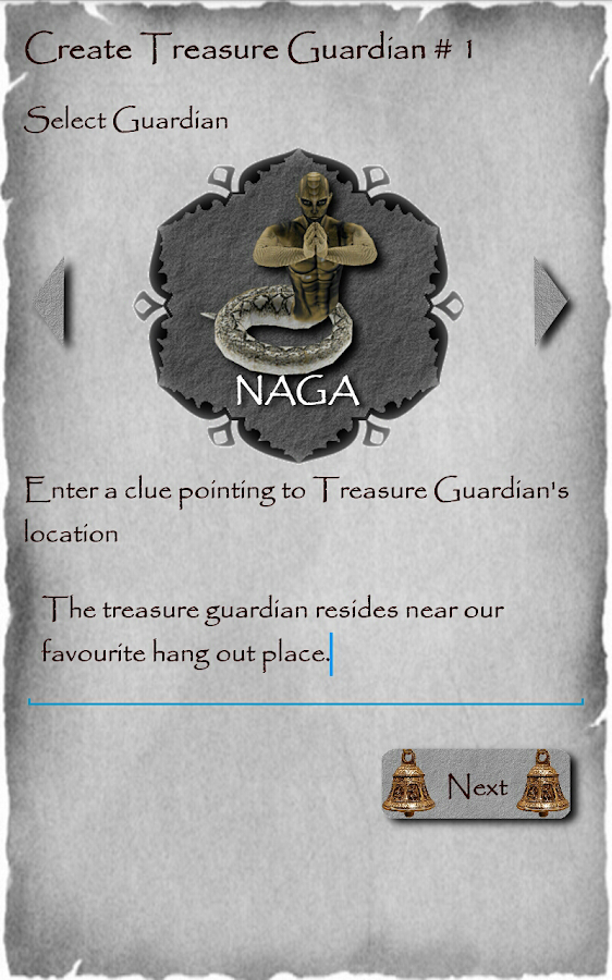 Temple Treasure Hunt Game - screenshot