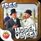 Hidden Object FREE: Sherlock 4 icon