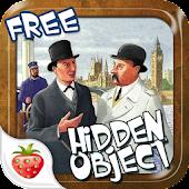 Hidden Object FREE: Sherlock 4