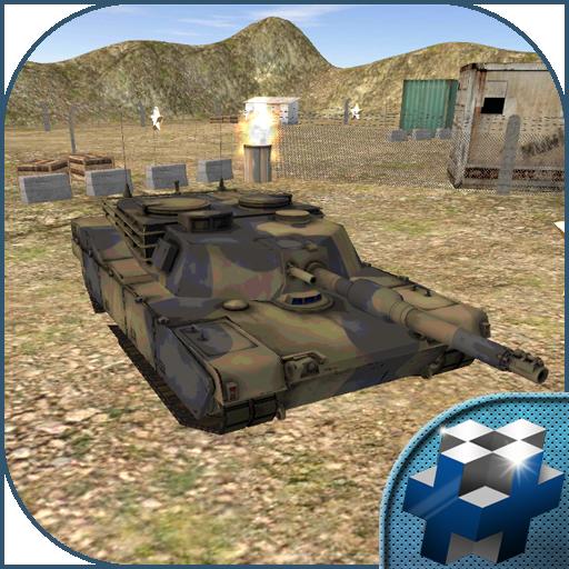 模擬App|軍事訓練のグランドパーク LOGO-3C達人阿輝的APP