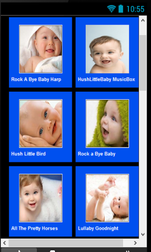Baby Music Baby Lullaby