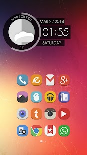 Stock UI - Icon Pack - screenshot thumbnail