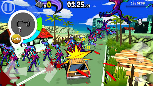 無料动作Appのゾンビ・クラッシュ|記事Game