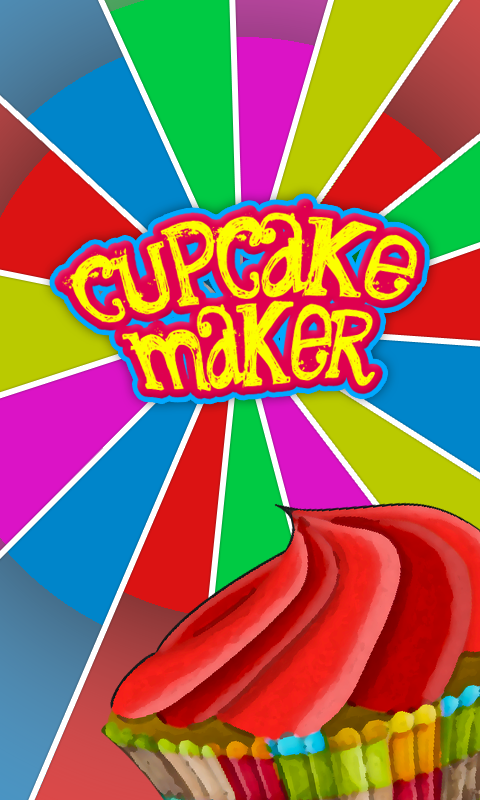 Cupcake Maker - screenshot