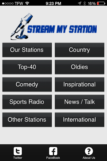 StreamMyStation