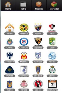 Liga MX.mobi - screenshot thumbnail