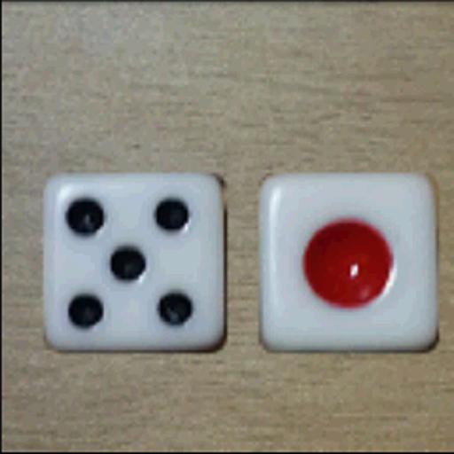 工具のサイコロ LOGO-記事Game