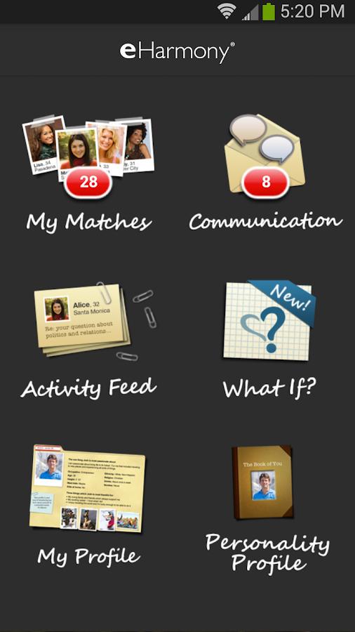 eHarmony - Online Dating - screenshot