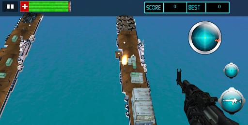 海軍砲艇戰場