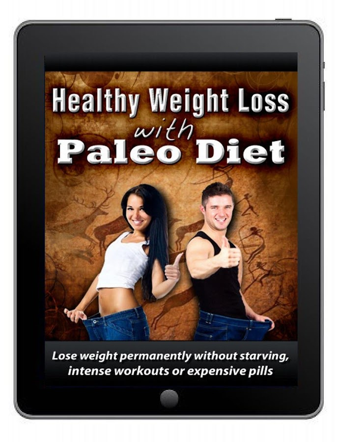 Paleo Diet & Weight Loss Guide - screenshot