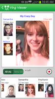 Screenshot of VingMe - Video Chat