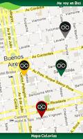 Screenshot of Me voy en bici
