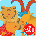 Stories for Kids: Animals Fun icon