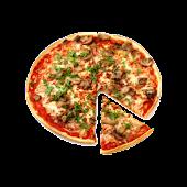 Готовим пиццу дома!