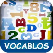 Vocablos: Draw the vocals