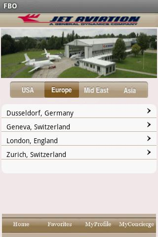 Jet Aviation FBO - screenshot
