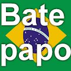 Bate-papo chat Brasil icon