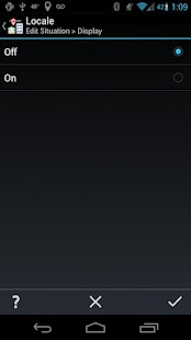 Locale Display Status- screenshot thumbnail