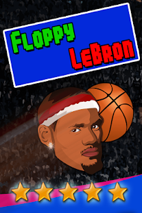 Floppy LeBron - Basketball