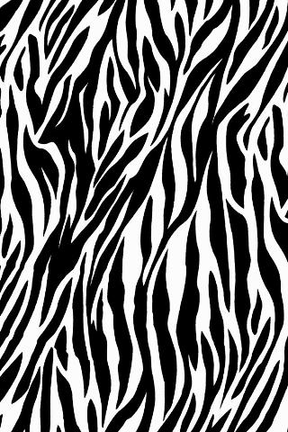 Zebra Print HD Live Wallpaper - screenshot