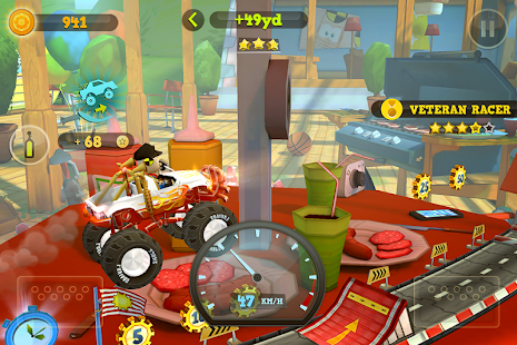 Small & Furious: Stunt RC Race Screenshot 3