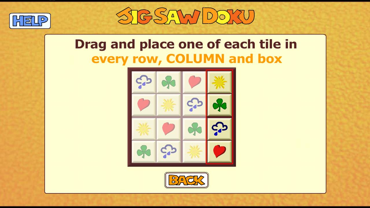 Jigsawdoku Lite - screenshot